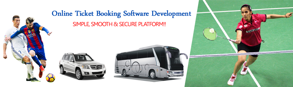 Online Bus Ticket Booking Software,car rental booking software, ticket booking software for Travel agency, online ticket booking software development