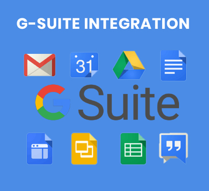 G-suite Integration